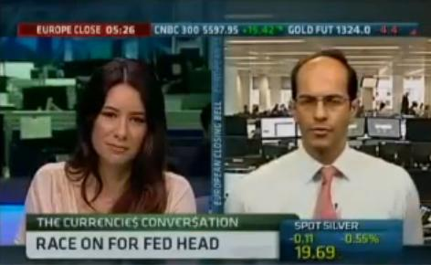 Ashraf on CNBC about Fed, GDP, ECB, BoE, NFP & Fed Race - Cnbc Jul 30 (Chart 1)