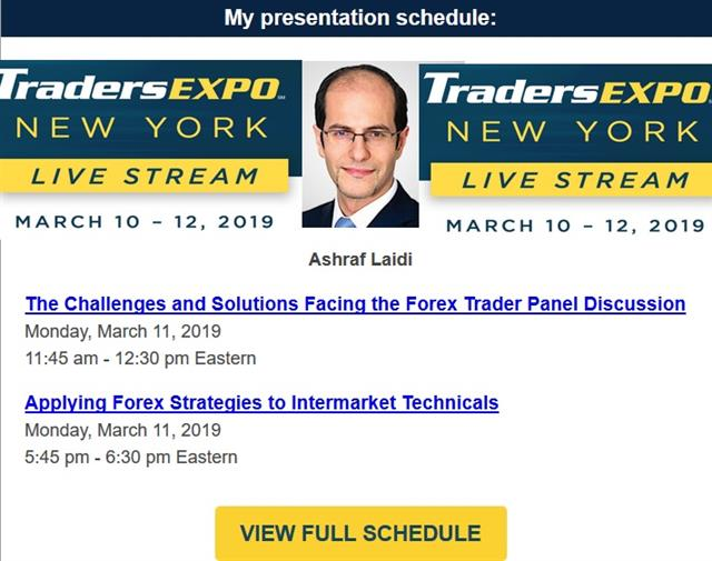 Ashraf at New York Traders' Expo - Ny Expo Mar 2019 (Chart 1)
