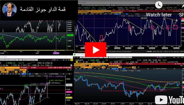 Will US Concede to China's Tariffs Demands? - Video Arabic Snapshot 5 Nov 2019 (Chart 1)